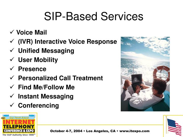 SIP-Based Services