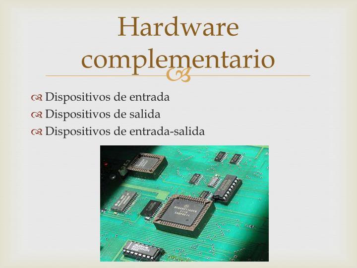 Hardware complementario