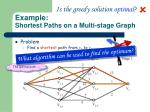 example shortest paths on a multi stage graph2