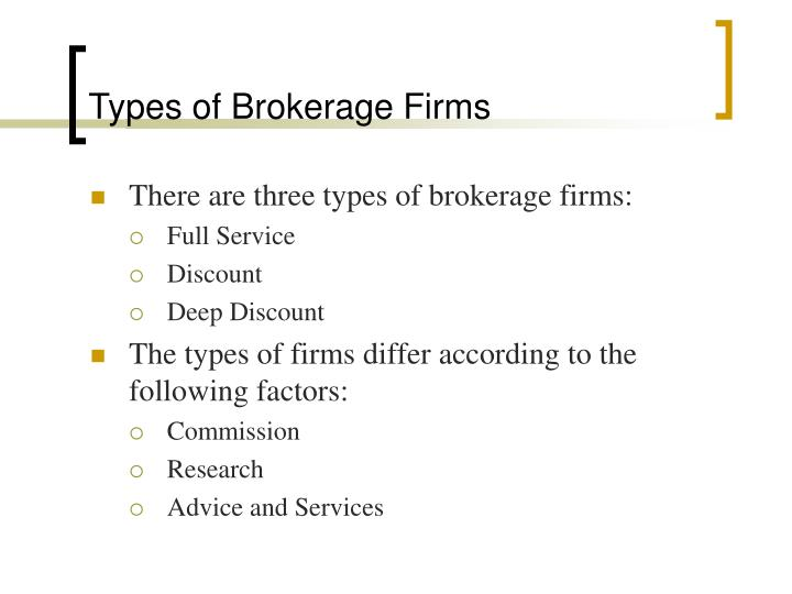 roles of a brokerage firm The brokerage dashboard supports multiple roles, two of which are relevant to the brokerage firm account: broker admin: ability to configure settings and update information on all offices and agents in the brokerage firm, plus assign office admin roles.