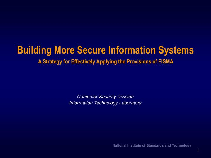 computer information systems proposal