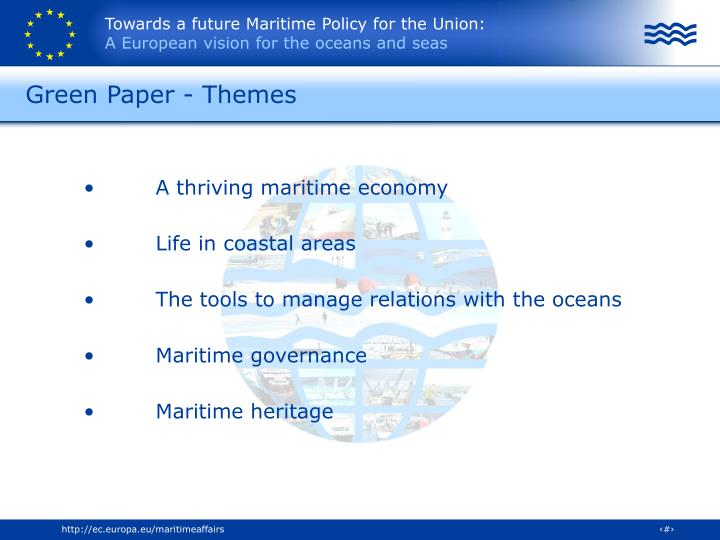 Green Paper - Themes