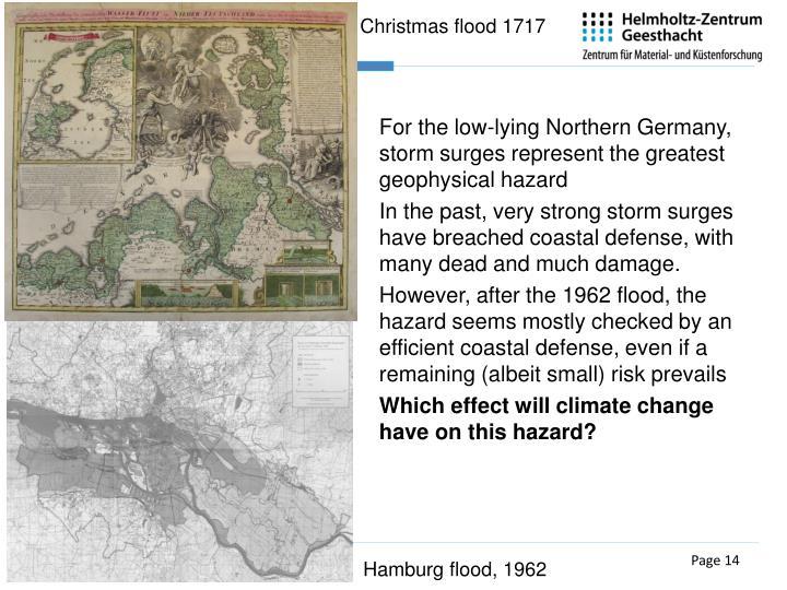 Christmas flood 1717