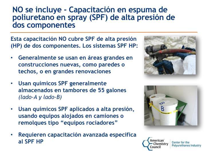 Ppt unidad 1 tipos de productos y usos de espuma de - Poliuretano en spray ...