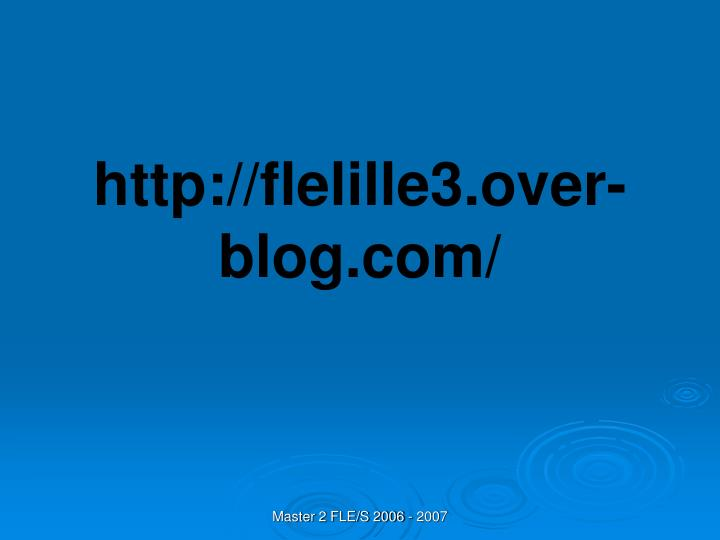 http://flelille3.over-blog.com/