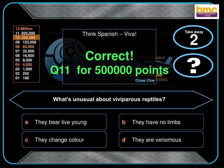Think Spanish – Viva!