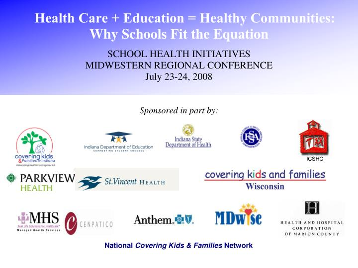the impacts of education and healthcare