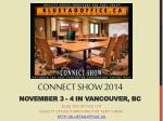 connect show 2014 november 3 4 in vancouver bc