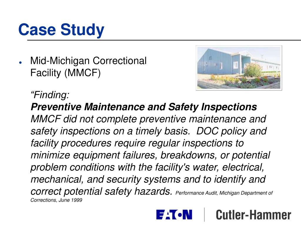 Preventive Maintenance Of Electrical Equipment Doc