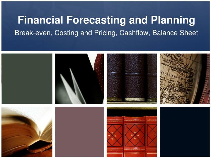 financial forecasting and planning n.