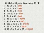 math matiques mentales 191