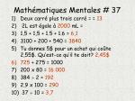 math matiques mentales 371