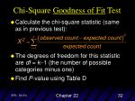 chi square goodness of fit test2