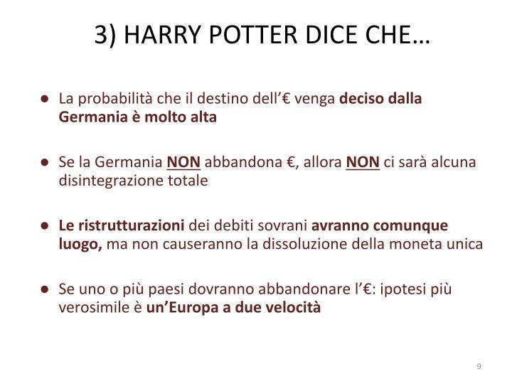 3) HARRY POTTER DICE