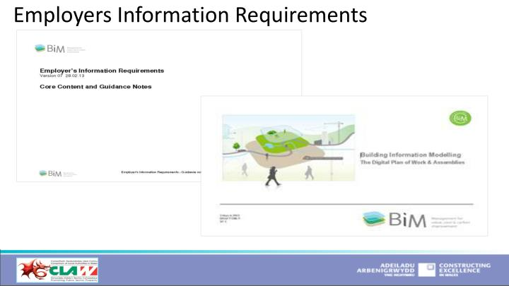 Employers Information Requirements