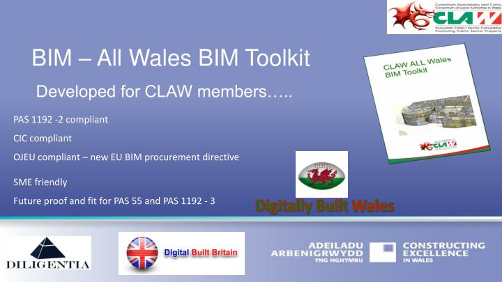 BIM – All Wales BIM Toolkit