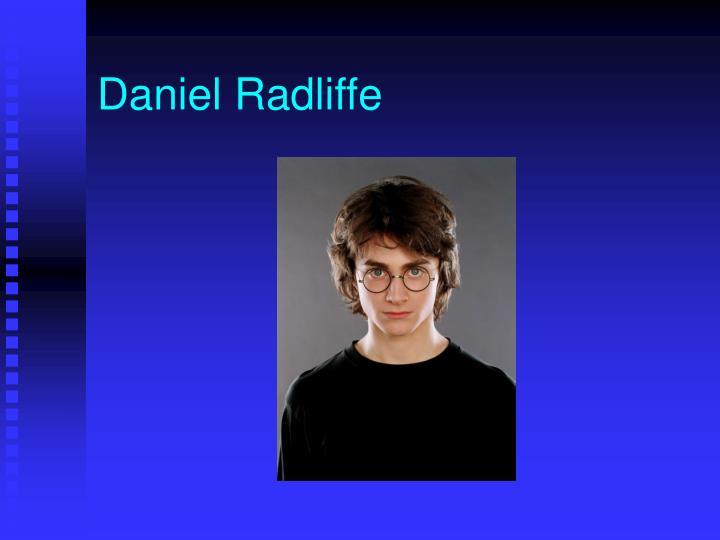 Daniel Radliffe