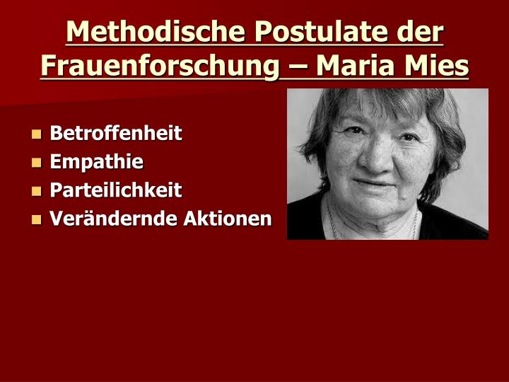 Methodische