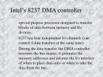 intel s 8237 dma controller