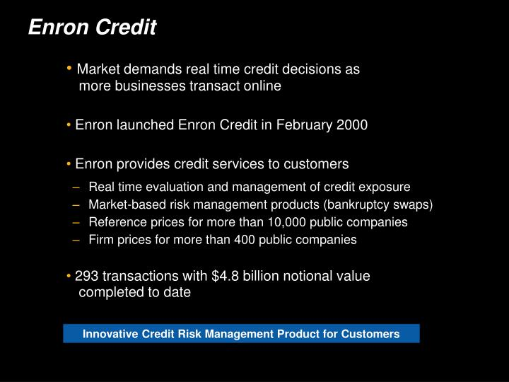 Market demands real time credit decisions as more businesses transact online