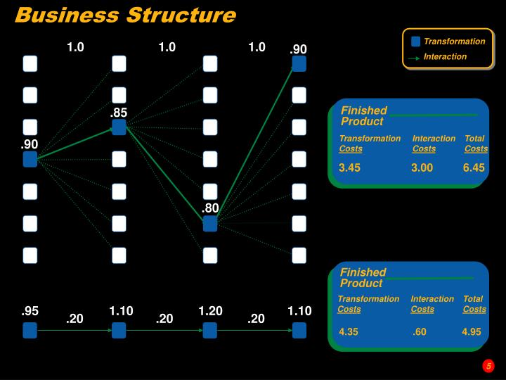 Business Structure