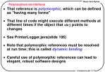 polymorphism via interfaces1