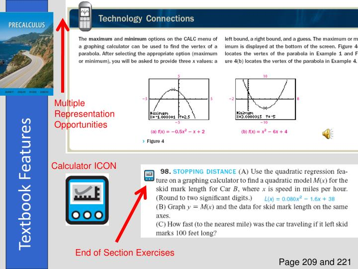 Textbook Features