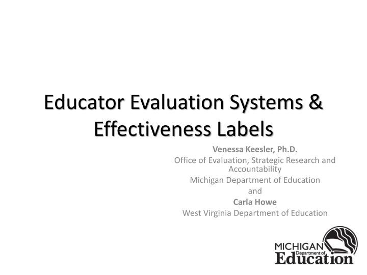 systematic evaluation of the effectiveness of The effectiveness of each system depends on each com/effectiveness-performance-appraisal-processes of a highly effective performance evaluation.
