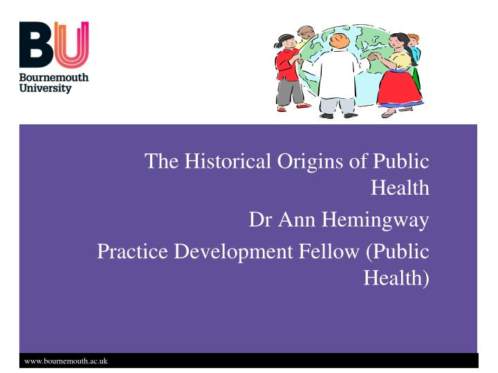 the history of public health and the History during the past 150 years, two factors have shaped the modern public health system: first, the growth of scientific knowledge about sources and means of controlling disease second, the growth of public acceptance of disease control as both a possibility and a public responsibility.