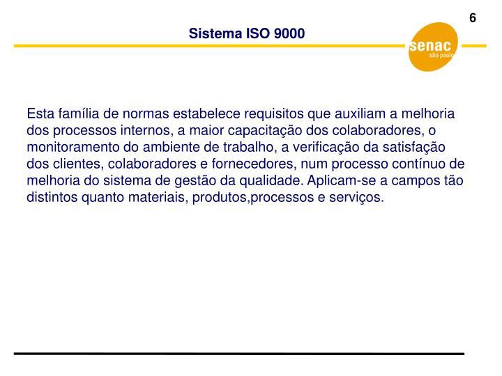Sistema ISO 9000
