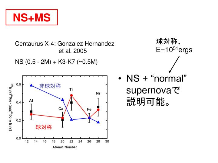 NS+MS