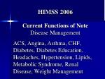 himss 20067