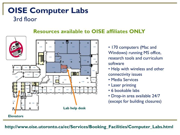 OISE Computer Labs