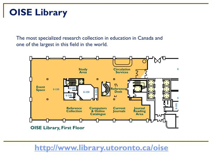 OISE Library