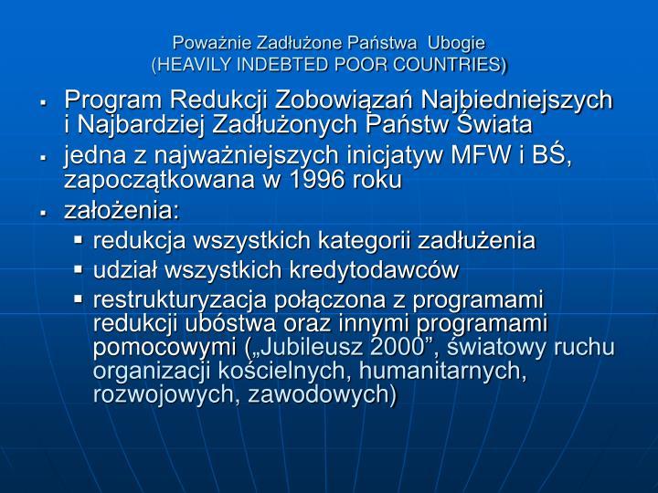 PPT - Zadłużenie międzynarodowe PowerPoint Presentation ...