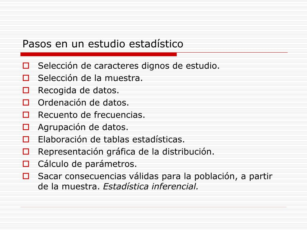 Ppt Estadística Powerpoint Presentation Free Download Id 5978841