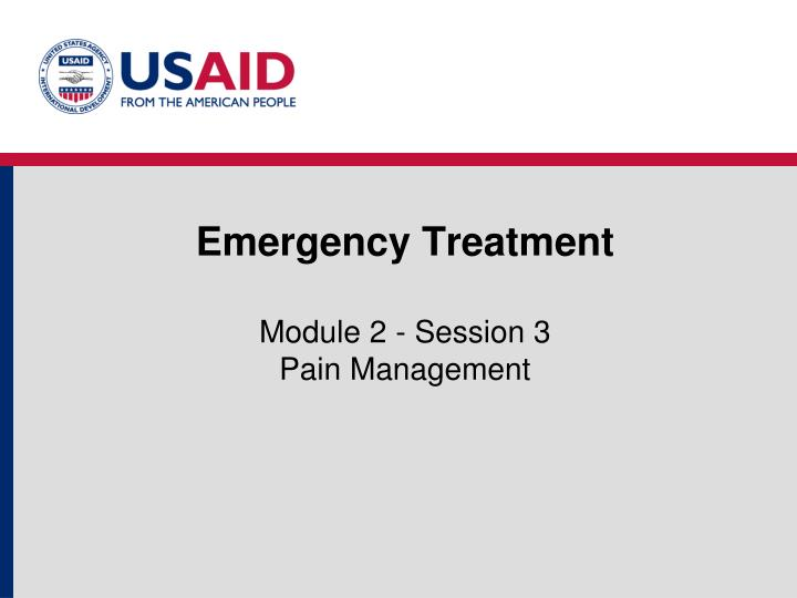 pain management module 1 Module 1 military scope of pain: login, using your username and password below, to access opioid prescribing content, videos, and more.