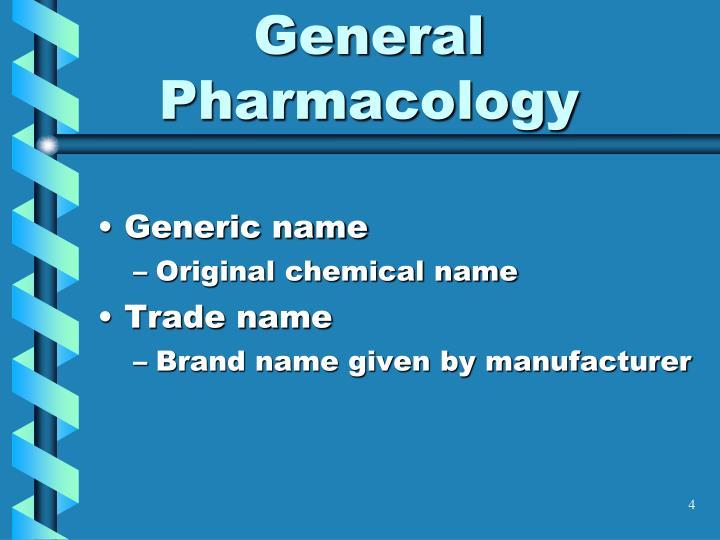 Generic name