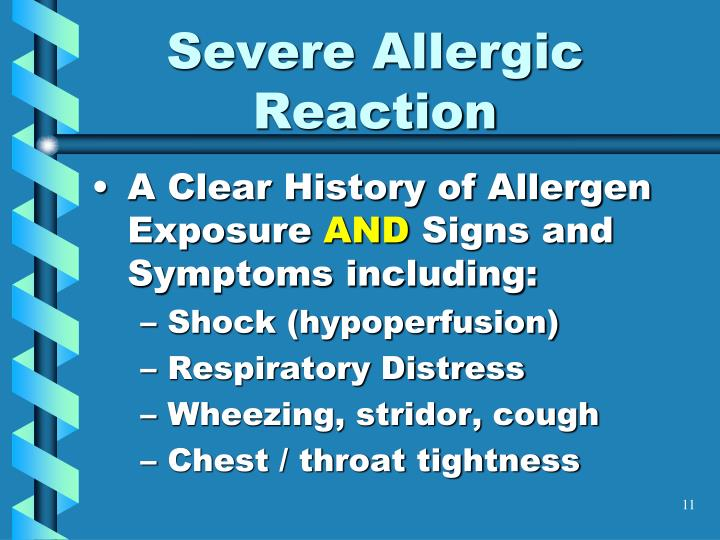 A Clear History of Allergen Exposure