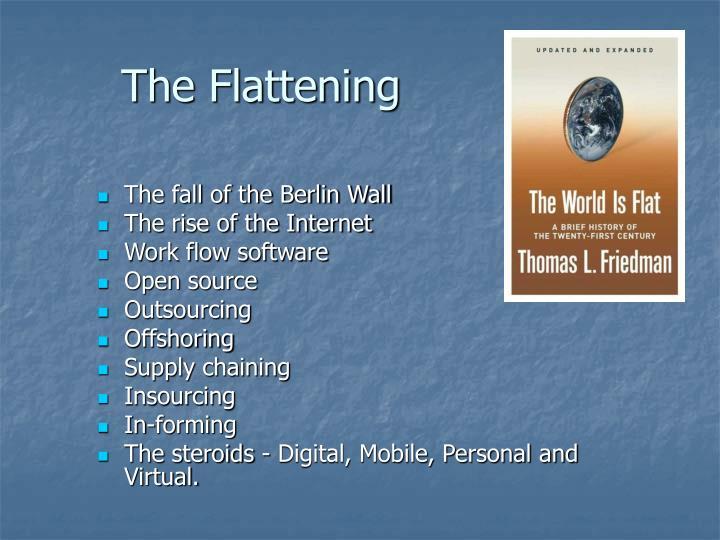 The Flattening