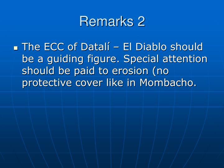 Remarks 2