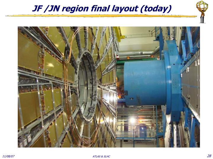 JF /JN region final layout (today)