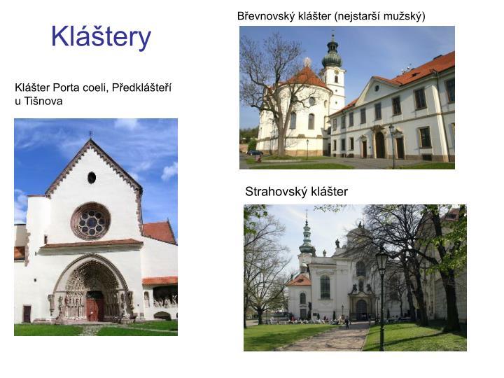 Břevnovský klášter (nejstarší mužský)