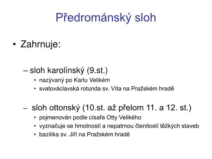P edrom nsk sloh