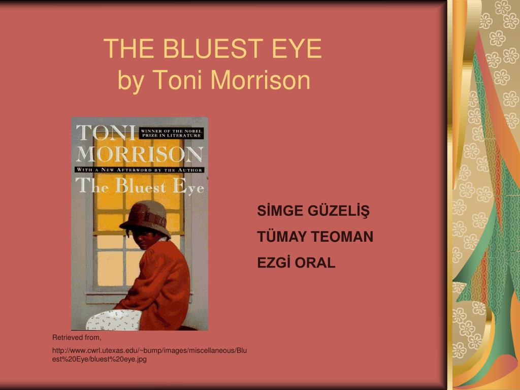 the bluest eye study guide answers