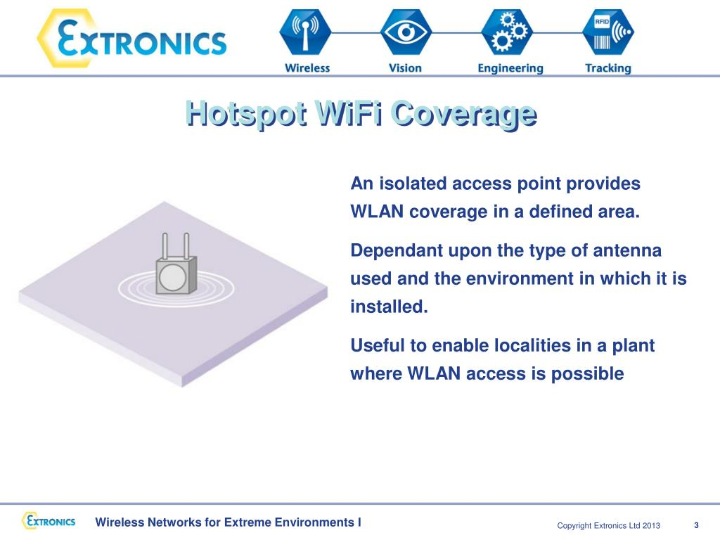 PPT - Wireless Networks for Extreme Environments PowerPoint