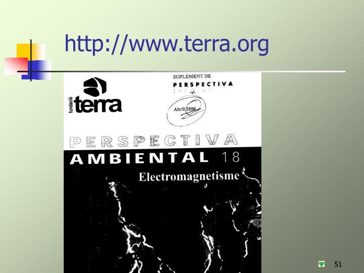http://www.terra.org