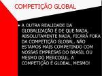 competi o global