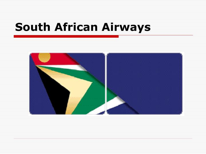 PPT South African Airways PowerPoint Presentation ID 5985619