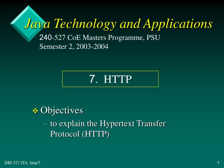 java technology and applications n.